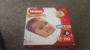 Huggies Diapers Size 1 for Sale in Wheat Ridge, CO