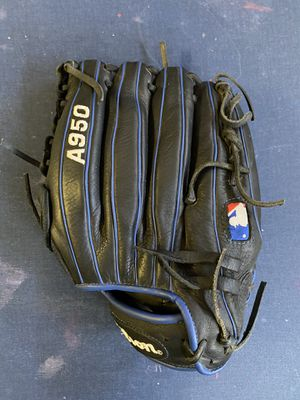 Wilson A950 baseball glove great condition for Sale in Phoenix, AZ