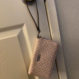GBG Los Angeles Pink Wristlet for Sale in Whittier, CA
