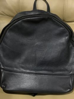Black Leather Backpack for Sale in Edgewood,  WA