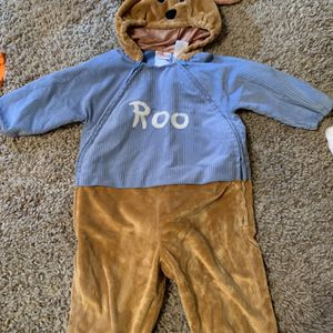 Disney Store- Roo Baby Costume- 12 Months for Sale in Fresno, CA