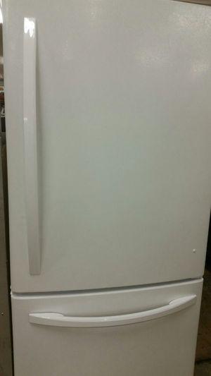 French door refrigerator bottom freezer for Sale in Alexandria, VA