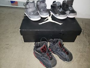 All three for 50 or 20 bucks each size 5 c for Sale in Alta Loma, CA