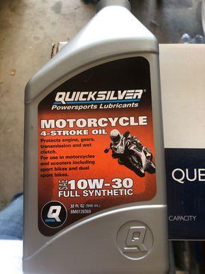 Motorcycle Oil for Sale in Visalia, CA