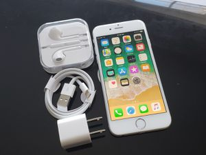 Factory Unlocked iPhone 6, 64GB Excellent Condition for Sale in Springfield, VA