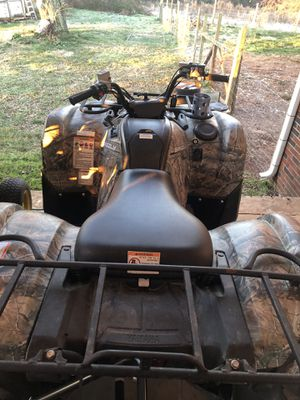 Grizzly 550 Yamaha for Sale in Cottle, WV