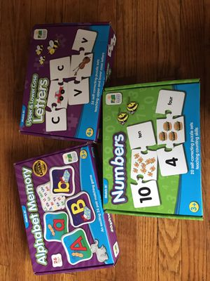 Kids Educational puzzles and Games for Sale in Philadelphia, PA