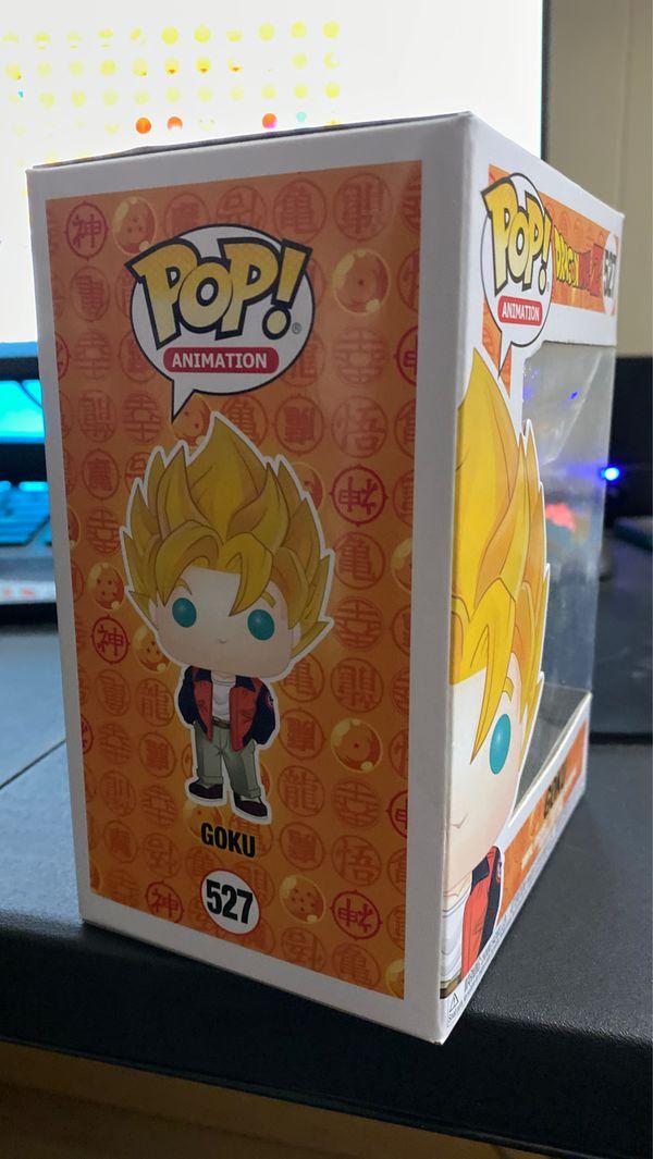 Dragonball Z Goku Funko Pop