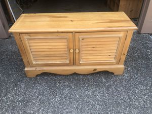Solid Wood Cabinet for Sale in Mukilteo, WA