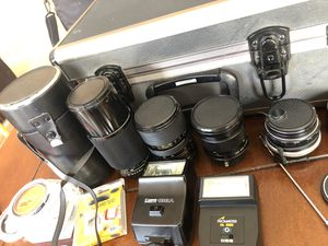 Photography Equipment Lot for Sale in Las Vegas, NV