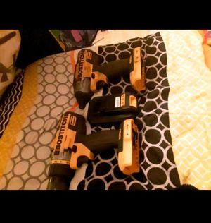 Bostich Cordless 18v Power drill & Impact driver for Sale in Denham Springs, LA