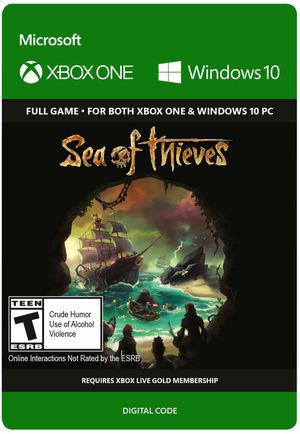 Sea of Theives (Xbox One Digital Code) for Sale in San Jose, CA
