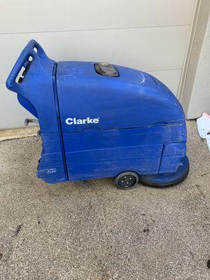 Clarke Encore floor scrubber. for Sale in Tucson, AZ