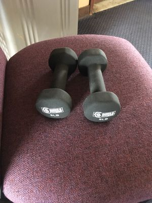 5lb Weights for Sale in Norfolk, VA