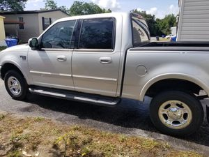 2003 Ford f150 xlt 4x4 for Sale in TEMPLE TERR, FL