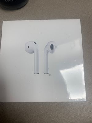 AirPods 2nd gen BRAND NEW for Sale in Chicago, IL