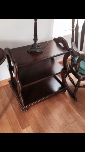 Shelf / end table for Sale in Austin, TX