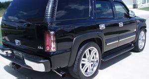GOOdyear2004 Chevrolet Tahoe LT AWDWheelsCleanTitlee WWWHHELLLLSSSSS for Sale in Fresno, CA