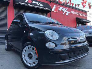 2012 FIAT 500 for Sale in Newark, NJ