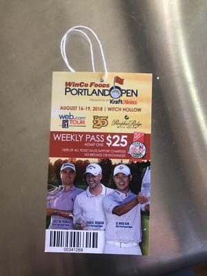Portland Open Week Passes for Sale in Portland, OR