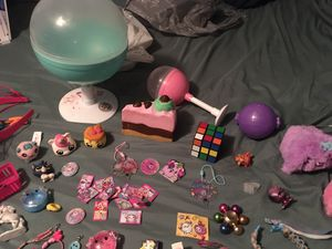 Pikmi pops,squishies and other toys for Sale in Wichita Falls, TX