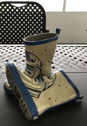 R2D2 Rain Boots for Sale in Fort Lauderdale, FL