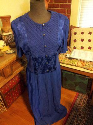 Blue dress size medium for Sale in San Diego, CA