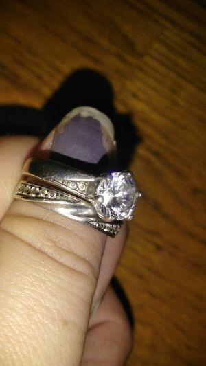 Size 6 wedding band, don't need it anymore for Sale in Lock Haven, PA