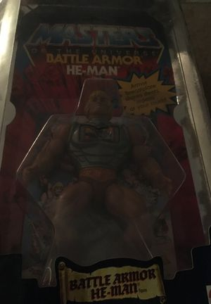 He-man commemorative series collectors figurine comic cartoon figure for Sale in San Diego, CA