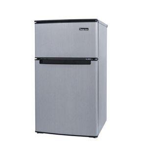 Magic Chef 3.1 FT Double Door Mini Fridge With Freezer for Sale in Phoenix, AZ