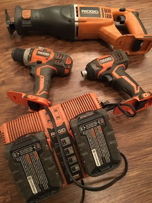 Rigid power tools for Sale in Beltsville, MD
