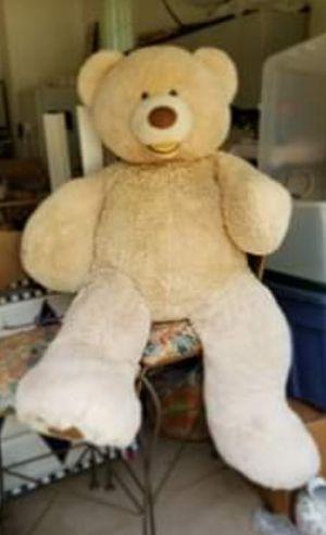 4 foot teddy bear for Sale in Bahama, NC