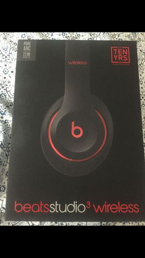 Beats studio 3 wireless for Sale in Pasadena, TX