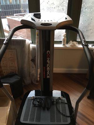Confidence Fitness Vibration Machine for Sale in Arlington, VA