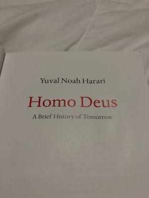 Homo Deus for Sale in Miami, FL