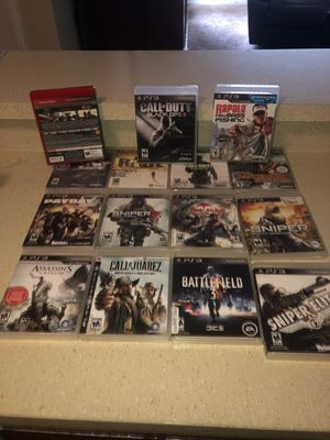 PlayStation PS3 for Sale in Gaithersburg, MD