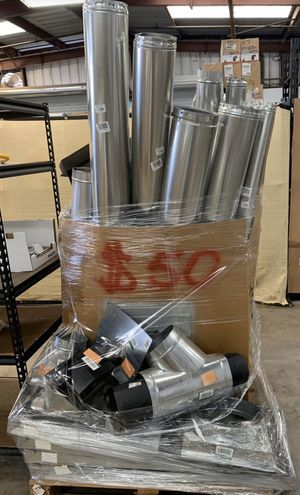$50 Different Sizes and Shapes Duct Pallet for Sale in Glendale, AZ