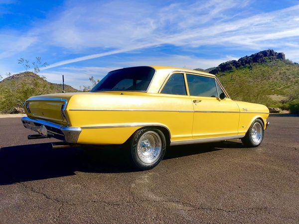 1964 Chevy II Nova (4-Sale or Trade)