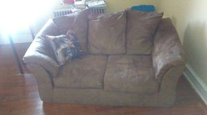 Love couch two seats for Sale in Philadelphia, PA