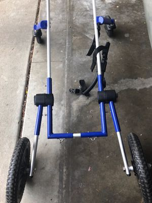 Wheelchair adjustable for pets for Sale in Seattle, WA