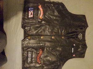 Motorcycle vest for Sale in Denver, CO
