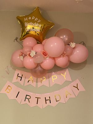 Balloon Garland Decoration For All Parties for Sale in Los Angeles, CA