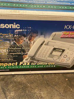 Panasonic Fax Machine for Sale in Hayward,  CA