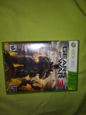 Xbox 360 games Gears of War 3/Battlefield Bad Company 2 for Sale in Lebanon, TN