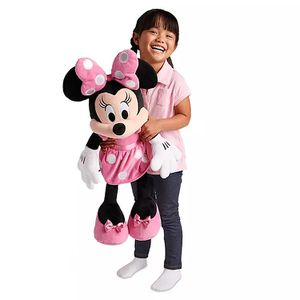 """Disney Just Play 48"""" Giant Jumbo Minnie Mouse Stuffed Animal Plush Doll - Rare for Sale in Murphy, TX"""