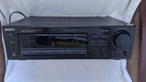 Sony STR-D665 Audio/Video Home Theater Receiver, AM/FM Stereo, Dolby Pro Logic for Sale in Chandler, AZ