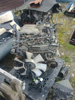 Nissan 3.5 Engine for Sale in Spanaway,  WA