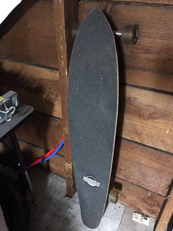 Long board new sector 9