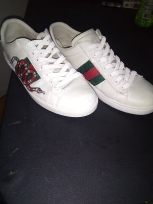 Gucci ace sneakers for Sale in Glendale, CA