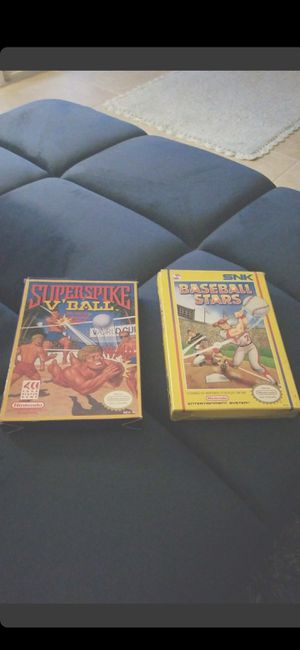 (2) NINTENDO GAMES LIGHTLY USED for Sale in Delray Beach, FL